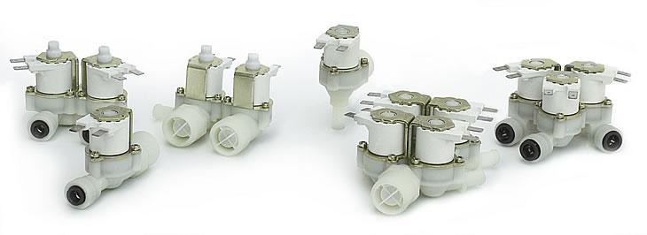 Appliance valves