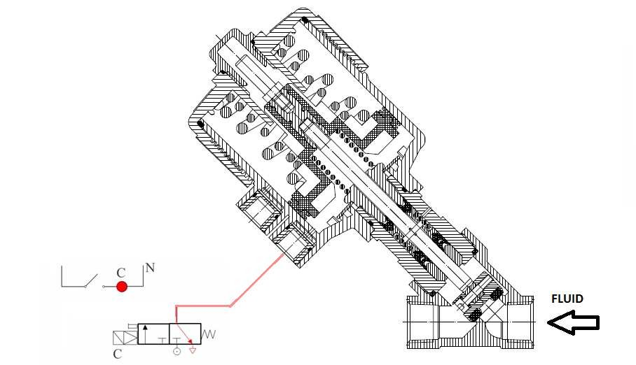angle valve diagram beta valve - angle seat valves