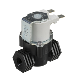 "1/8"" BSP female connections, 2-way normally closed solenoid valve, 240V AC"