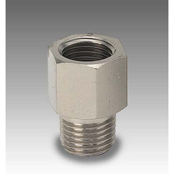"Conical Extension 1/8"" Male x 1/4"" Female."