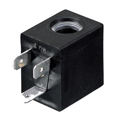 ACL Type 3 solenoid coil 12V DC - Class F