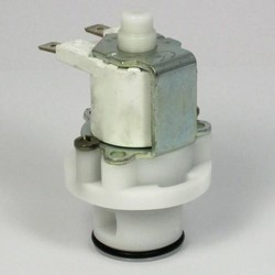 Cartridge mounting normally closed solenoid valve - 24V DC