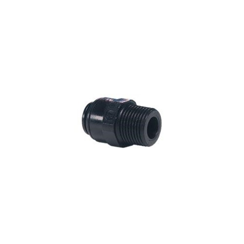 JOHN GUEST Straight adaptor 6 mm x 1//4/'/' bsp PM010612E